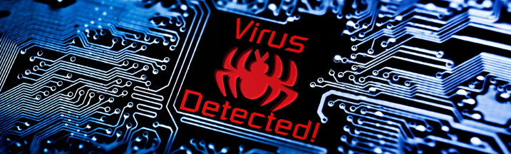 Virus Removal Malicious Software Prevention